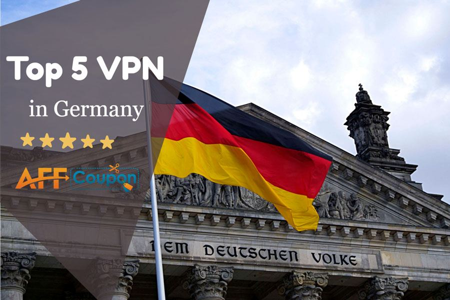 Top 5 Premium VPN in Germany