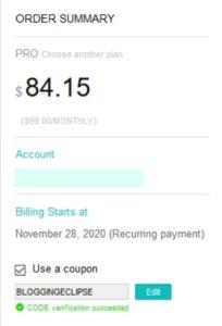 BigSpy Discount