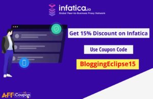 Infatica Coupons